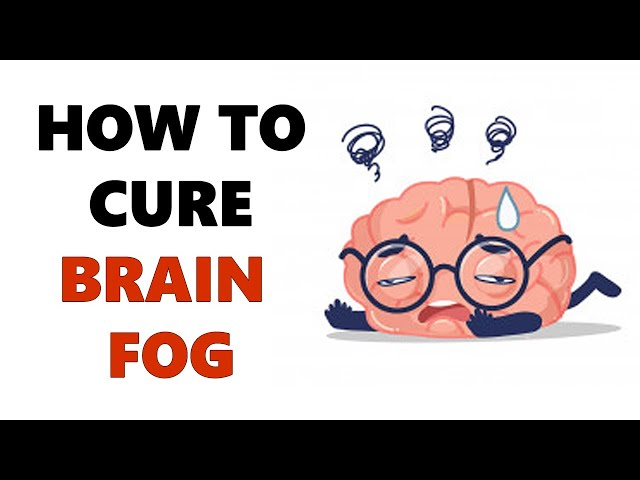 How To Cure Brain Fog To Get Work Done Faster