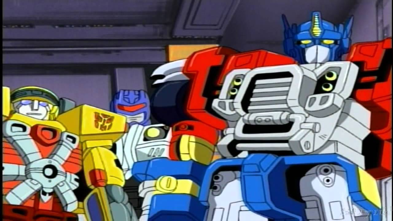 transformers armada - 12 - prehistory 1/3 hd - youtube