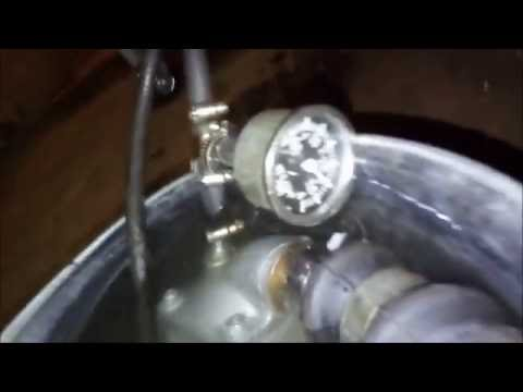 Как правильно опрессовать теплообменник Кожухотрубный конденсатор Alfa Laval CDEW-610 T Черкесск