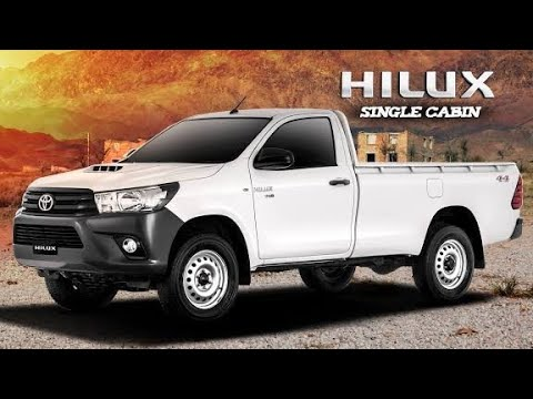Toyota Hilux 4x2 Single Cabin   2019 Complete Review in Pakistan