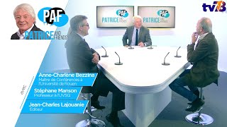 PAF – Patrice Carmouze and Friends – Emission du 15 novembre 2019