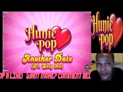 """""""Another Date"""" - HUNIEPOP SONG REMASTERED REACTION 