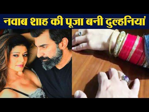 Pooja Batra Marries Nawab Shah secretly; Photo goes viral | Boldsky Mp3