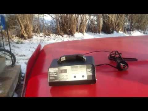 How To Charge Car Battery And Charger Review