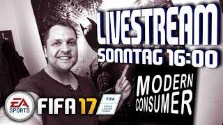 FIFA 17 Karriere + Weekend League - LIVESTREAM | Sonntag 16 Uhr!!!