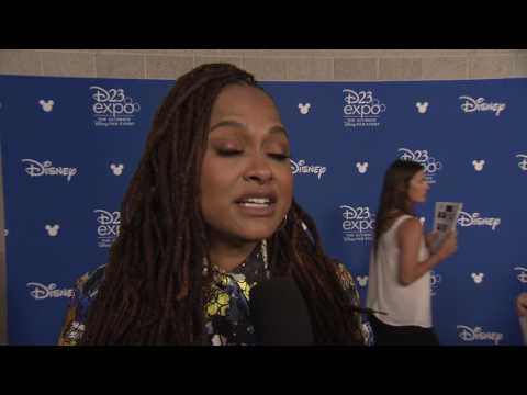 A Wrinkle In Time: Director Ava Duvernay D23 Interview
