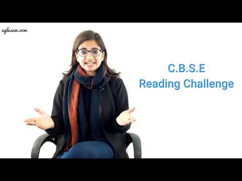 CBSE Reading Challenge 2020 for Class 8 to 10 Students