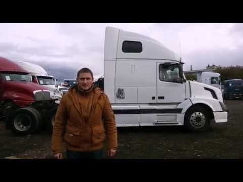 Видео-обзор: седельный тягач Вольво ВНЛ (от «Трак-Платформа .