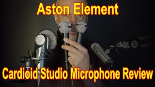Aston Element! Review & Comparison to top Stage Dynamic & Ribbon