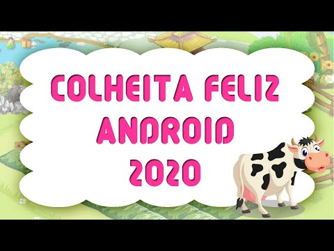 Como jogar Colheita Feliz Android em 2020?