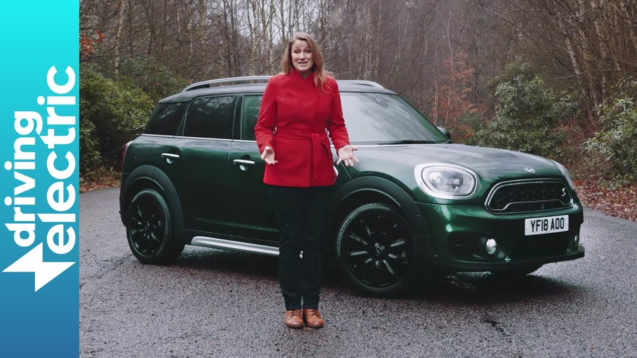 Mini Countryman Phev Review Drivingelectric