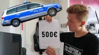 POLIZEI BEI MIR ZUHAUSE | Wir müssen reden...