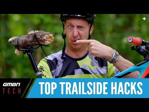 Top Trailside Hacks To Keep You Riding | GMBN Tech