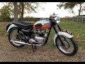 1958 Triumph T120