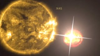 X100,000 Flare, Earthquake Uptick | S0 News October 1, 2014
