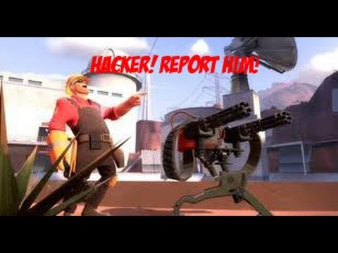 TF2 Aimbot Hacker! Report Him! (Steam Profile In Description)