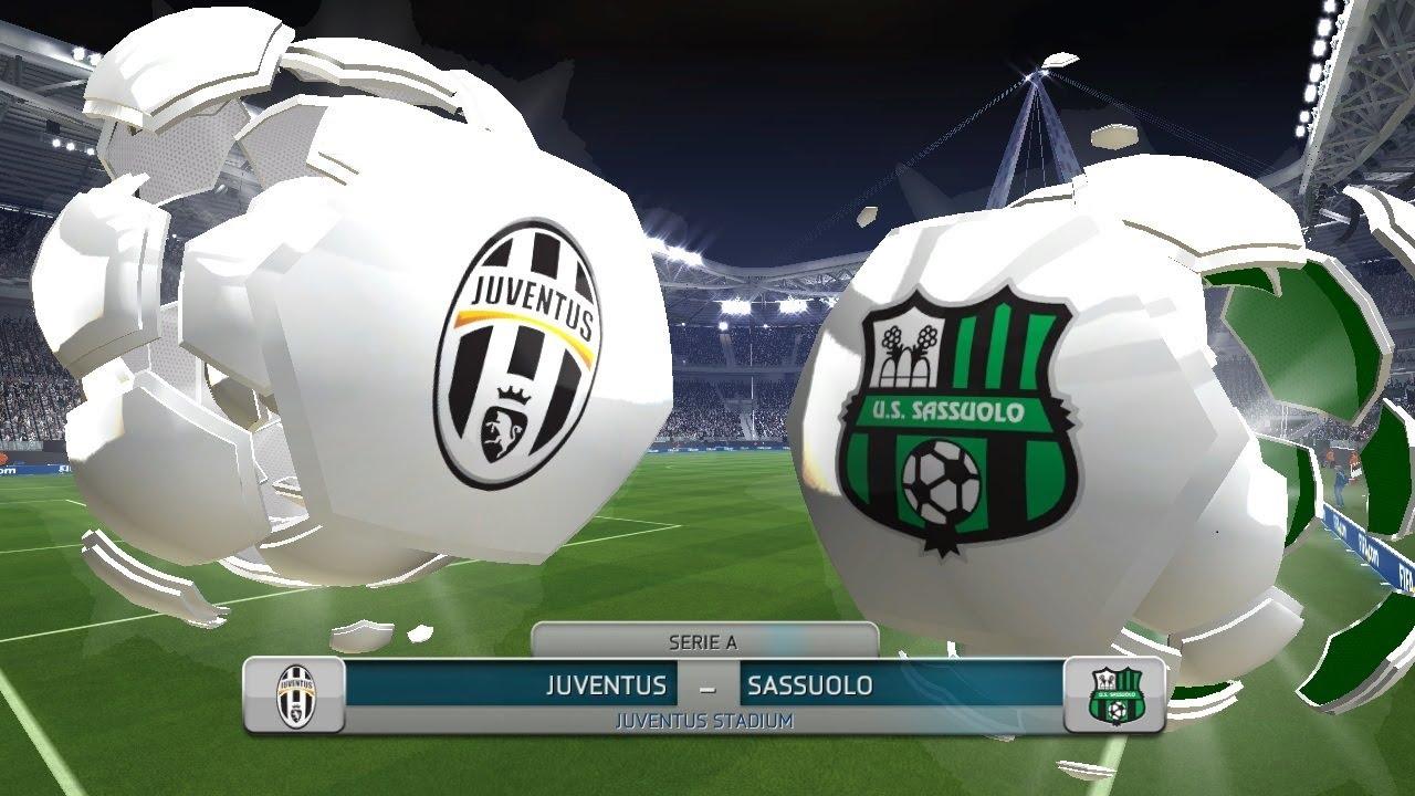 Sassuolo Vs Juventus: Fifa 14- Juve VS Sassuolo 15/12/2013 Previsione Ita HD