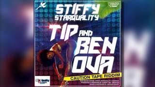 Stiffy - Tip and Ben Ova (Caution Tape Riddim) [PelicanCityRecords] {Cropover 2017} x Clean