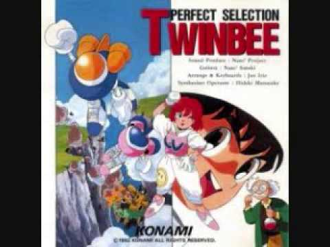 Twinbee Perfect Selection