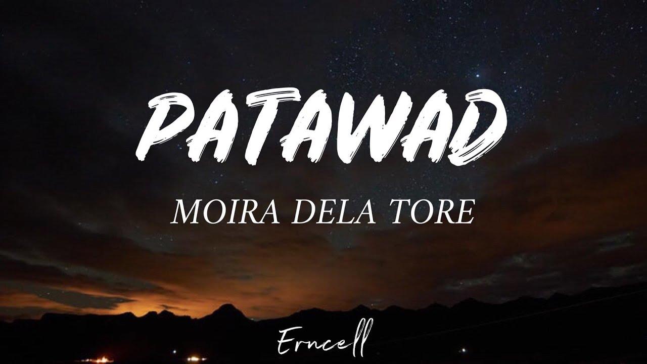Patawad - Moira Dela Torre (Lyrics)