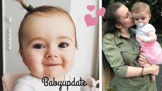 BABYUPDATE | 7. und 8. Monat | 8.September 2017 || Lulu SD