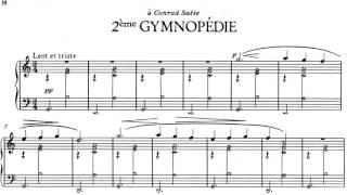 Video Erik Satie - Gymnopédie No.1, No.2 and No.3 Sheet Music download MP3, 3GP, MP4, WEBM, AVI, FLV Mei 2018