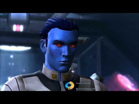 SWTOR - Grand Admiral Thrawn Fallen Empire part 1