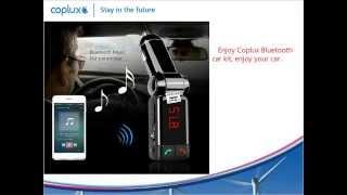 coplux bluetooth car kit