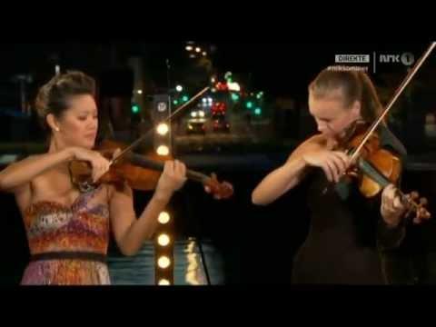 Catharina Chen & Camilla Kjøll - Waltz by Shostakovich