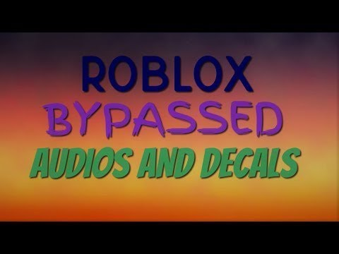 15+-bypassed-roblox-id's-2019-(-link-in-description)-(all-working)