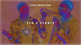 """[FREE] Key Glock x Young Dolph Type Beat - """"Dum & Dummer"""" (Prod.By4)"""