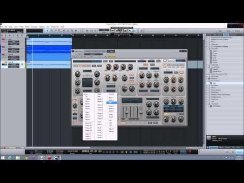 Sound Design 01 - Rich Trance Pad