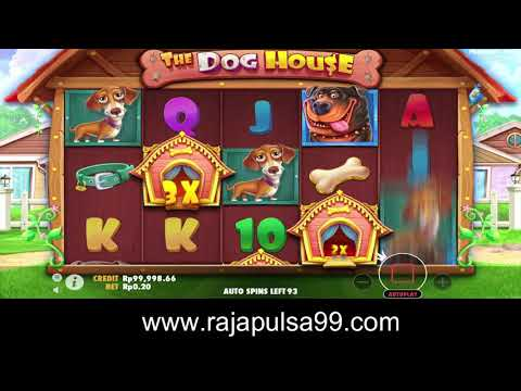 The Dog House Game Slot Online Indonesia