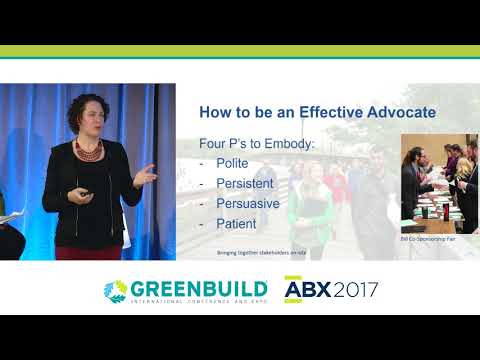 B02 - How You Can be an Effective Advocate