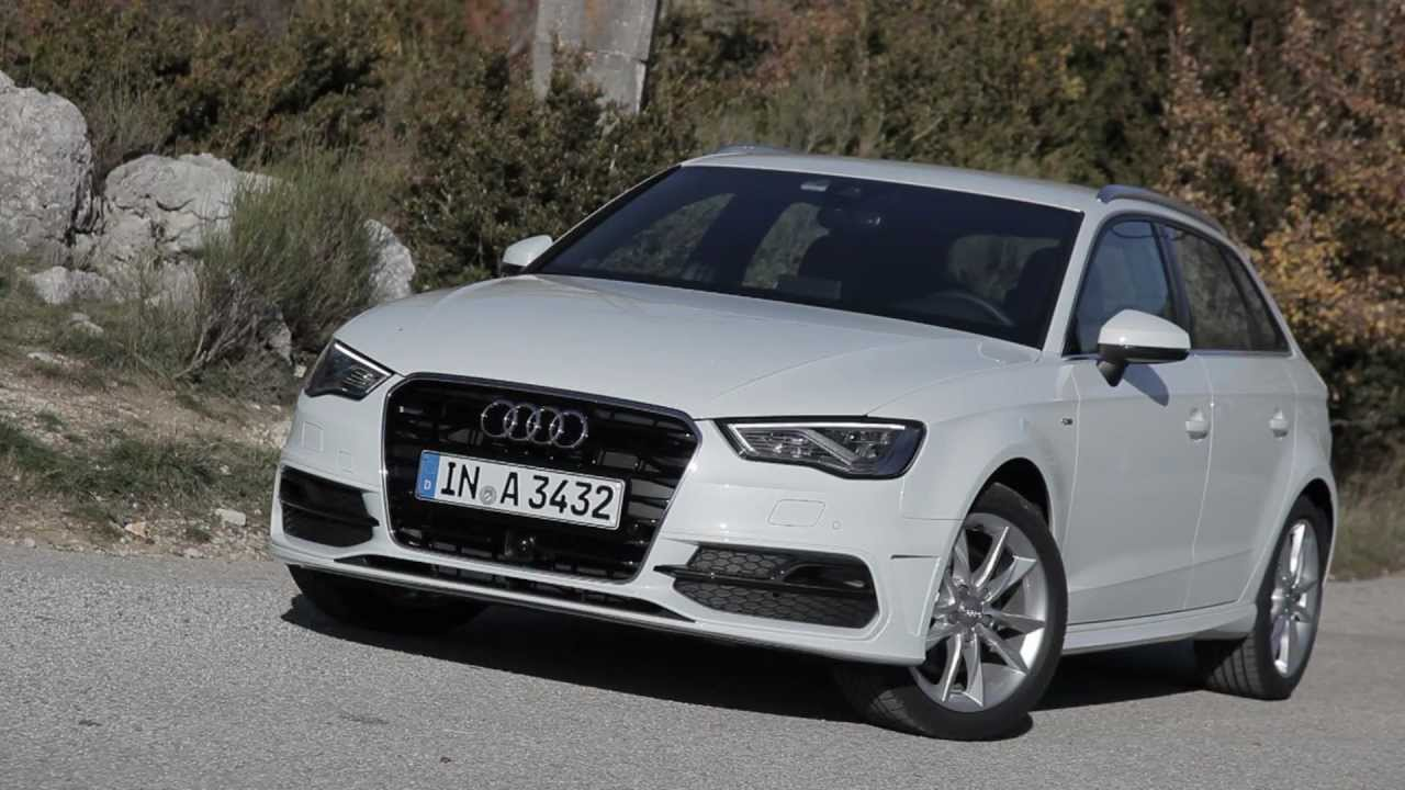 essai audi a3 sportback 2 0 tdi youtube. Black Bedroom Furniture Sets. Home Design Ideas