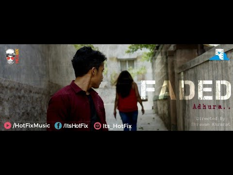 Faded Hindi Cover | Hotfix | Vinay Pujari | Ft Harp Saggu