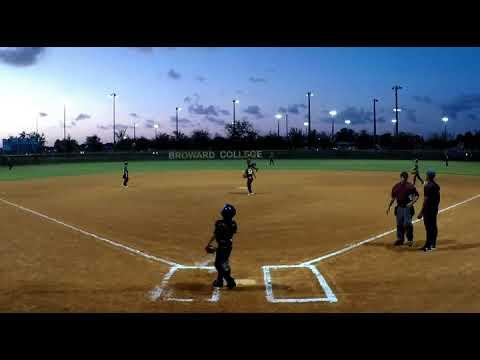 PPO Bengals VS Lightning Baseball   Premier Fall Season 12U Fran HD 2017