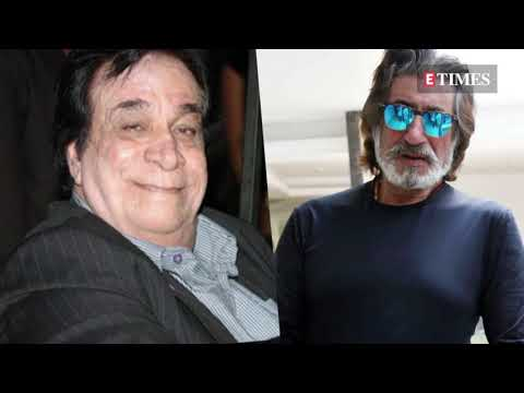 Shakti Kapoor reveals Kader Khan was very lonely and how the industry sidelined him Mp3