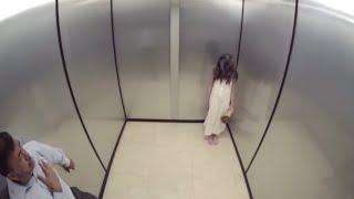 Niña fantasma causa paro cardíaco en elevador