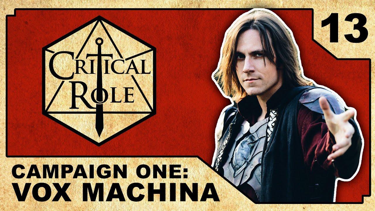 Download Escape from the Underdark   Critical Role: VOX MACHINA   Episode 13