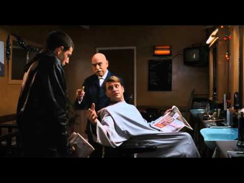 Eastern Promises - Barber scene