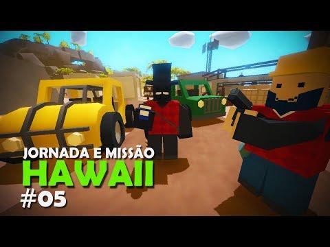 PERDIDOS ESTAMOS? - JORNADA E MISSÕES HAWAII | UNTURNED #05