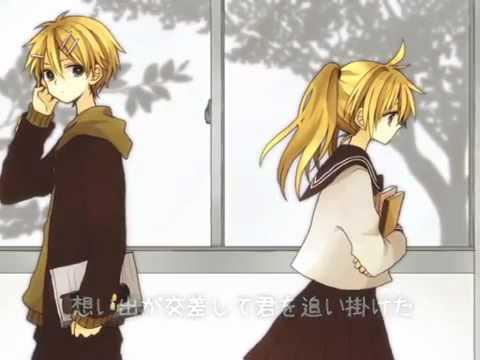 Kagamine Rinto, Lenka - (約束の花) The Flower's Promise