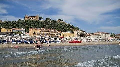 Places to see in ( Castiglione Della Pescaia - Italy )