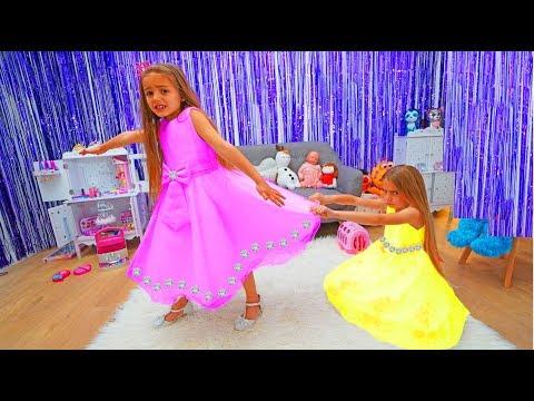 Las Ratitas quieren el mismo vestido videos para nios en espaol