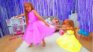 Las Ratitas quieren el mismo vestido videos para niños en español