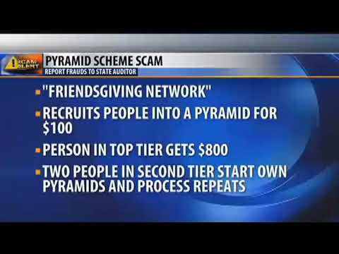Montanans warned about pyramid scheme on Facebook