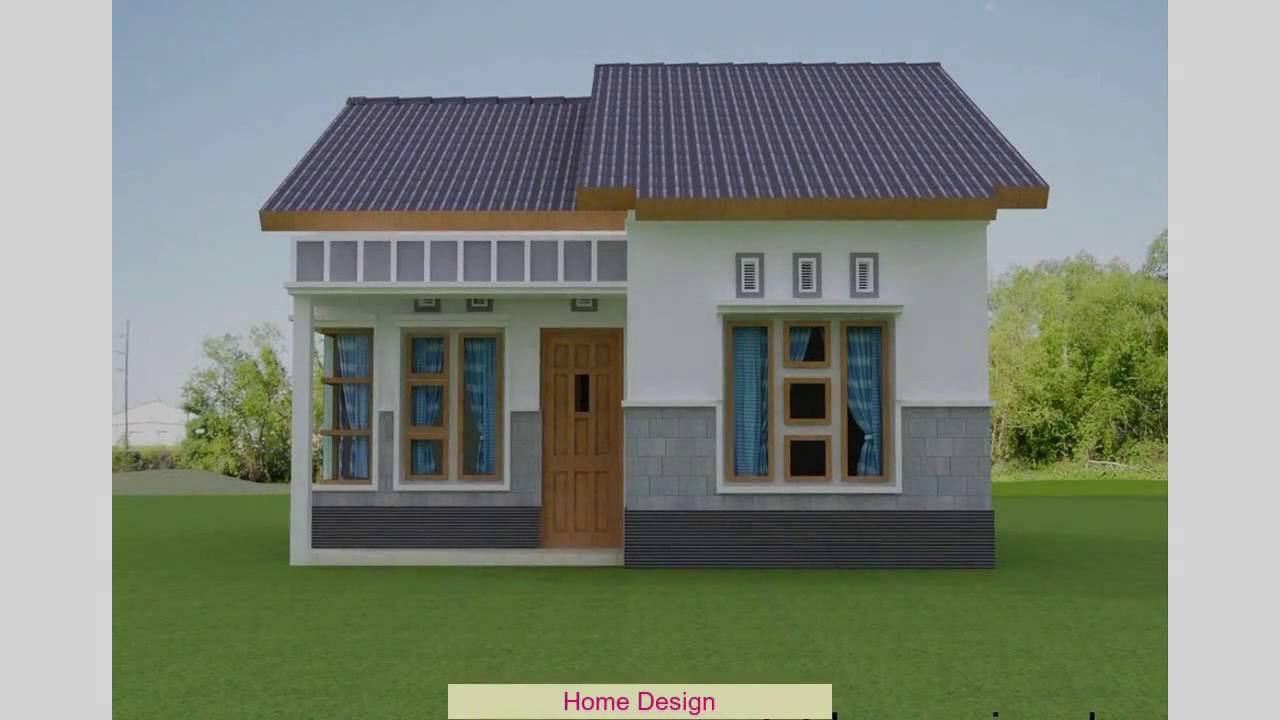 420 Contoh Gambar Rumah Yang Sederhana HD Terbaik