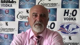 «Արցախում և Հայաստանում բոլոր խնդիրները Սահմանադրության հետ են կապված»  Պարույր Հայրիկյան