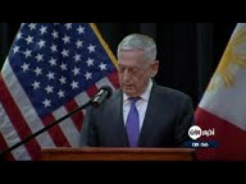 ماتيس: التدريبات العسكرية المقبلة مع سيول ستكون أقل حجما  - نشر قبل 6 ساعة